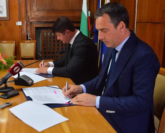В болгарском Бургасе может появиться колесо обозрения, как в Ярославле