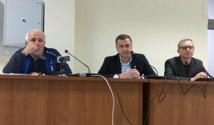 Руководство «Шинника» рассказало о бюджете клуба и потенциальных новичках