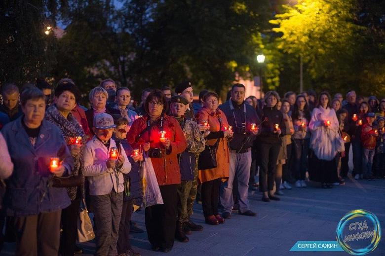 Ярославль присоединится к всероссийской акции «Свеча памяти»
