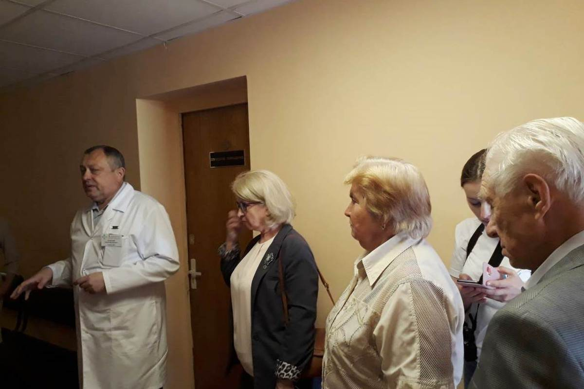 Ярославские общественники оценили помещения, в которые после объединения переедут отделения больницы №5