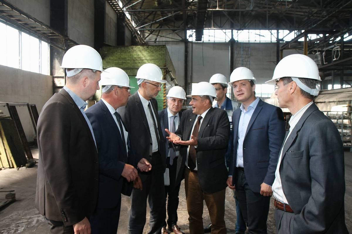 Финская машиностроительная компания рассматривает возможность сотрудничества с предприятиями региона