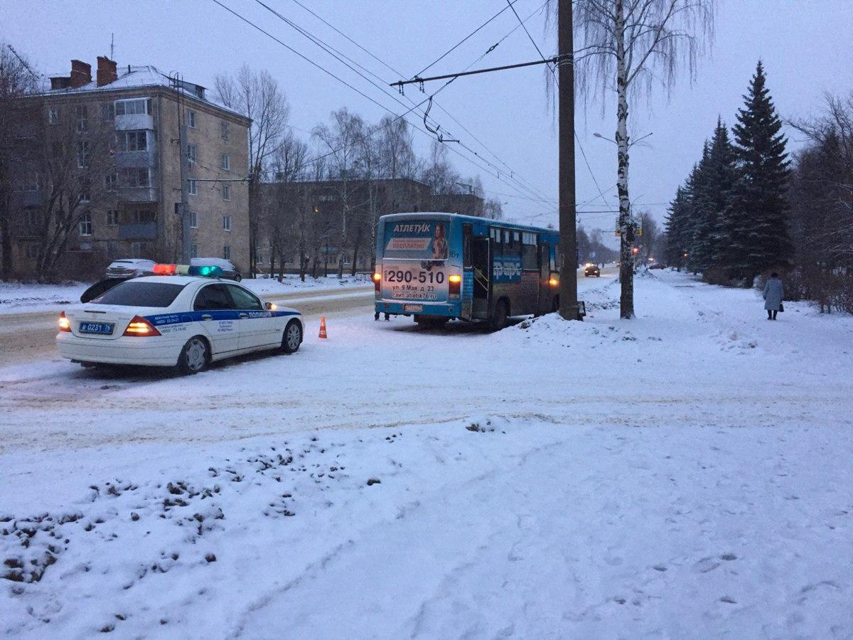 В Ярославской области осудили водителя автобуса, насмерть сбившего пенсионерку