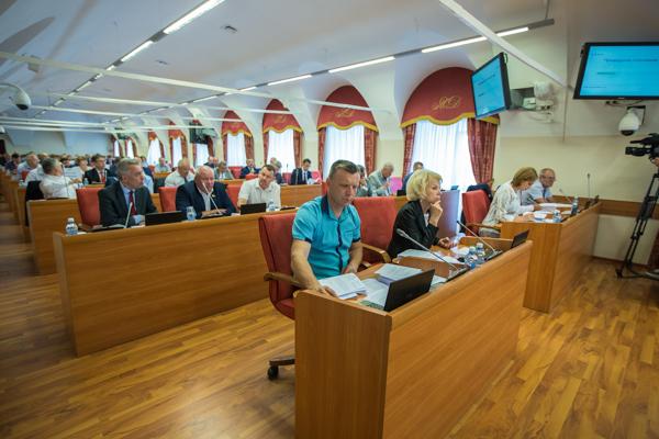 Яроблдума приняла обращение к спикеру Госдумы в связи с пенсионными нововведениями