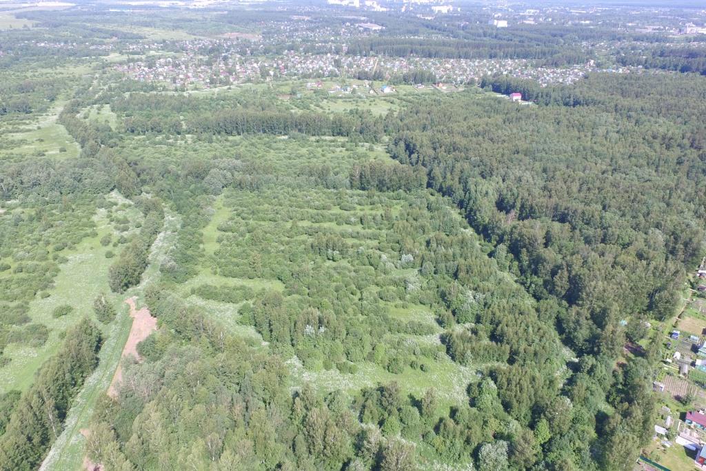 Эффективность использования земельных участков в Ярославской области проверяют с помощью квадрокоптеров