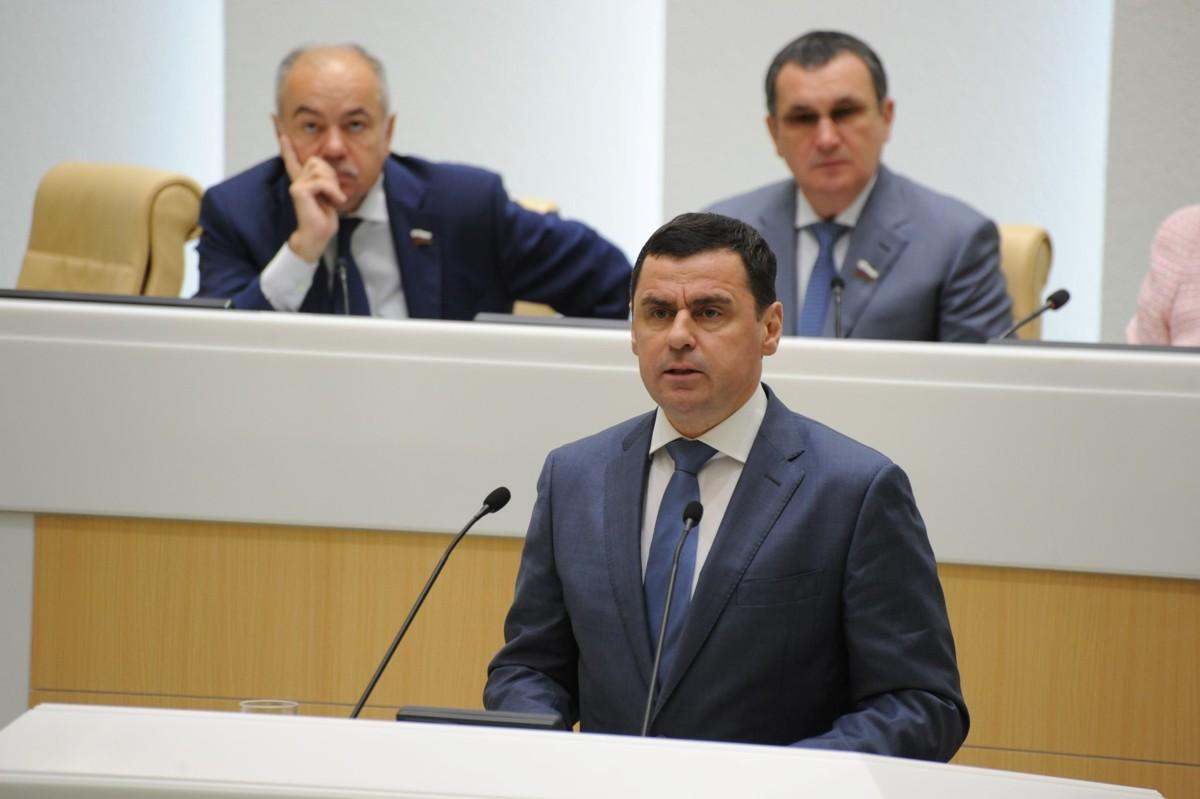 Дмитрий Миронов: у Ярославской области есть все предпосылки, чтобы быть регионом инноваций