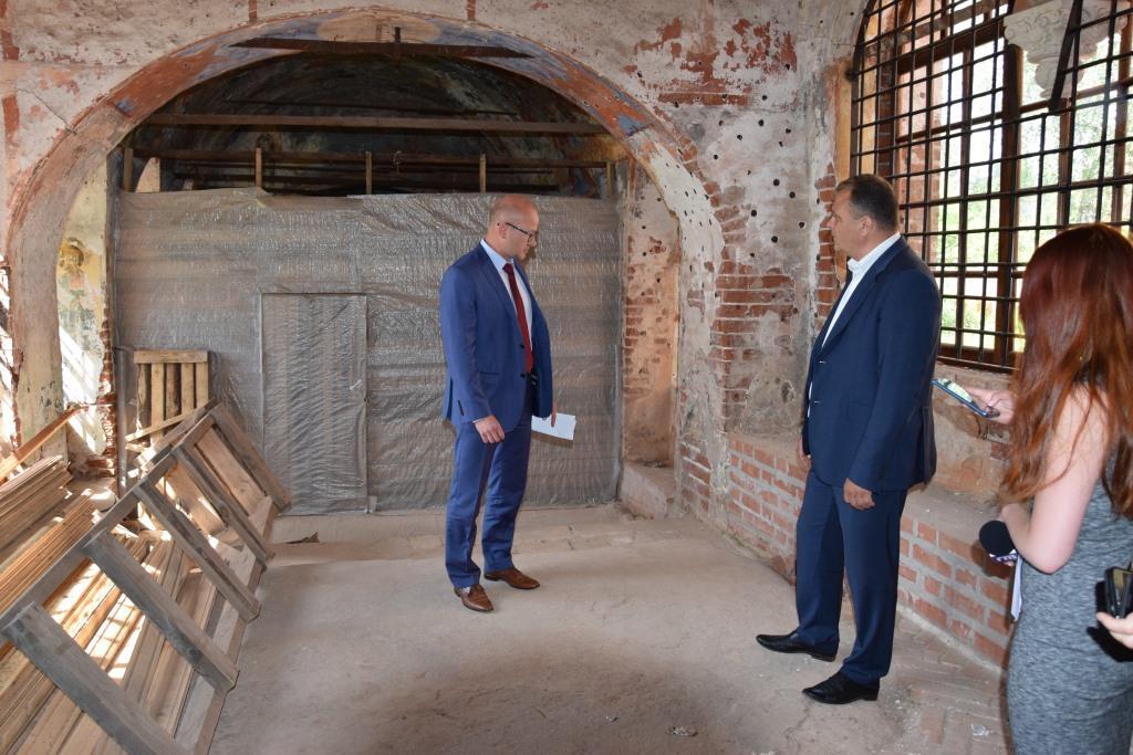 На разработку комплексной проектно-сметной документации реставрации храма Николы Мокрого выделено около 26 миллионов рублей