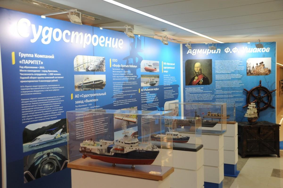 Потенциал ярославского судостроения презентовали в Совете Федерации