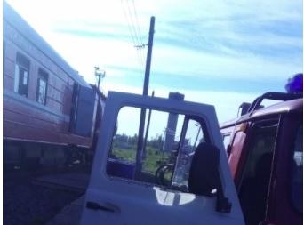 ЧП на Ярославле-Главном: спасатели тушили вагон