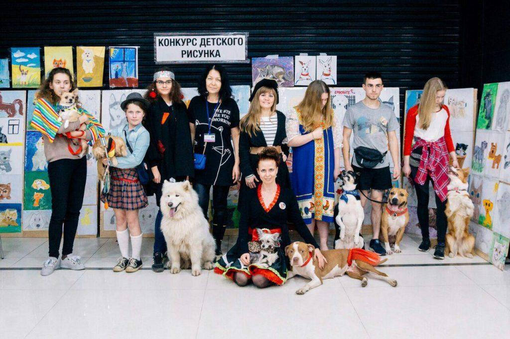 В Ярославле состоится выставка-раздача собак