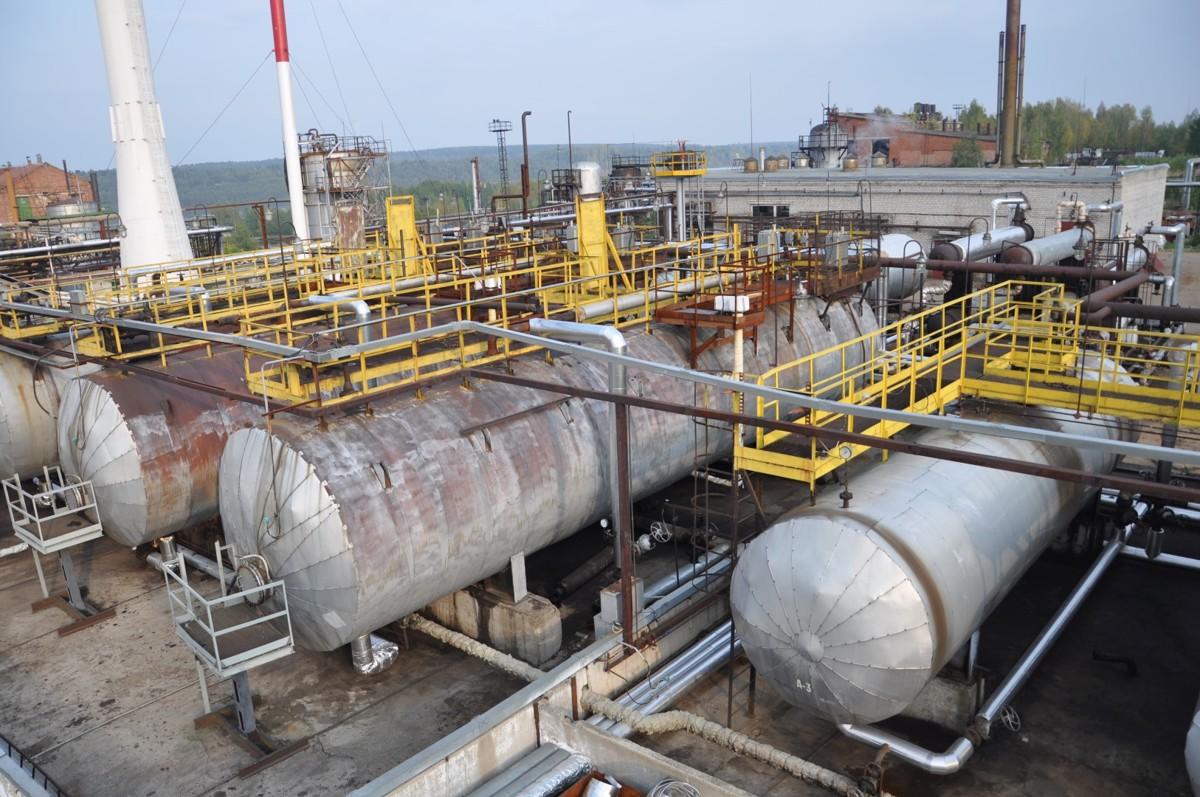 На ЯНПЗ восстановлены резервуары для хранения нефтепродуктов