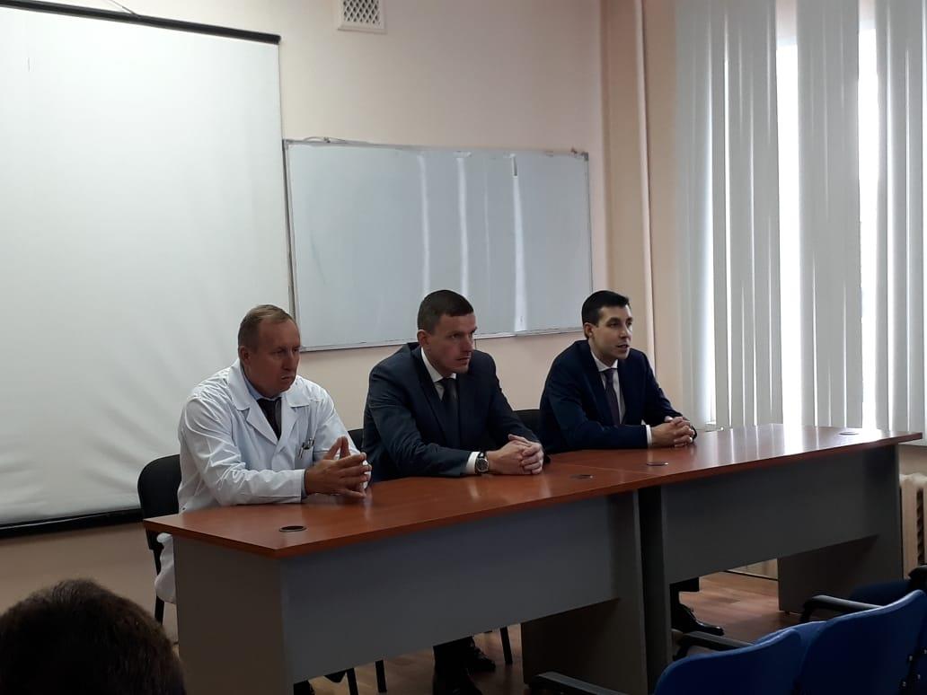 Ярославскую областную больницу возглавил Василий Тубашов