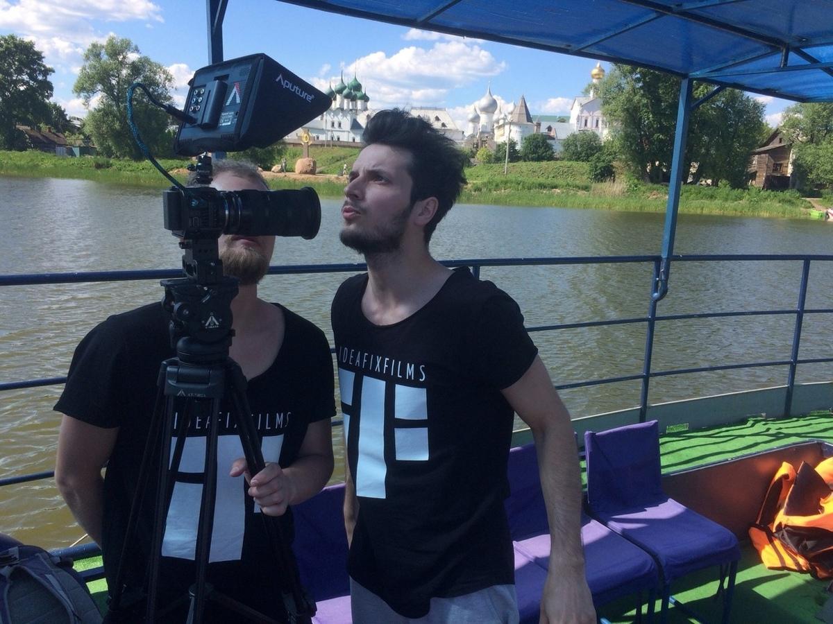 Ярославцы рассказали о создании ролика, который победил на международном кинофестивале в Стамбуле