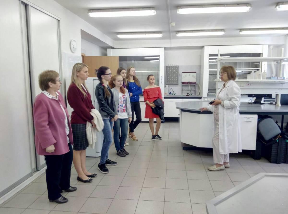 Ярославские студенты познакомились с московской системой экологического мониторинга