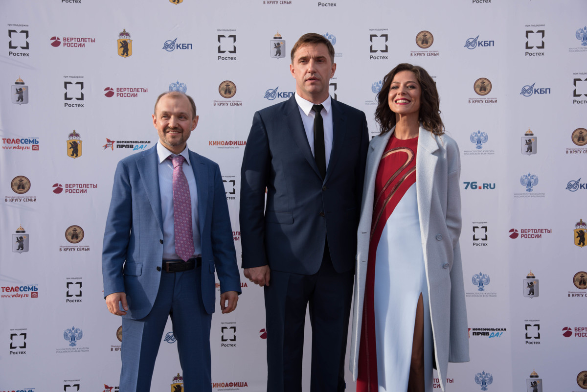 Звезды кино, группа «Браво» и победитель «Голоса» примут участие в открытии фестиваля в Ярославле