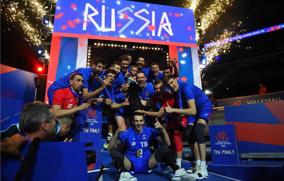 Ярославский тренер привел сборную России к победе в «Лиге наций»