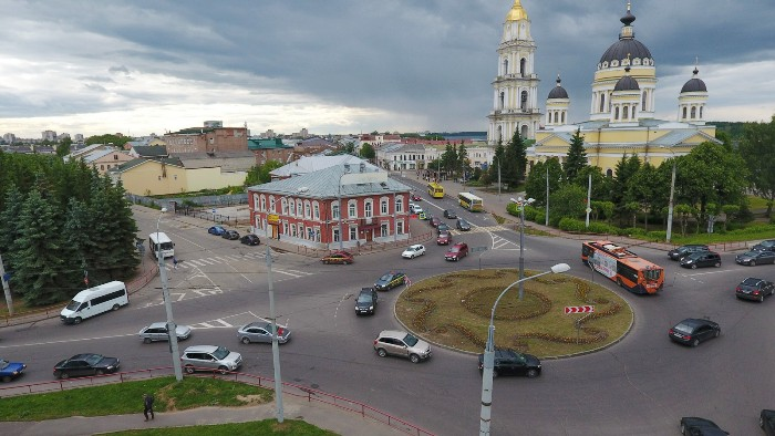 Рыбинску выделили 400 миллионов рублей на ремонт дорог