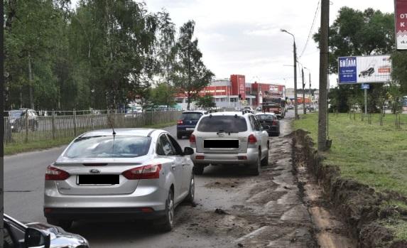 Власти рассказали, когда снимут асфальт на проспекте Авиаторов