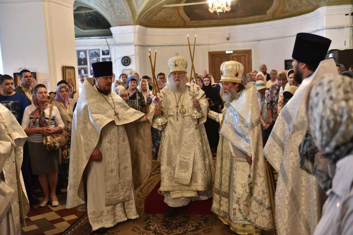 В Ярославле после реставрации открыли нижний храм в церкви Петра и Павла