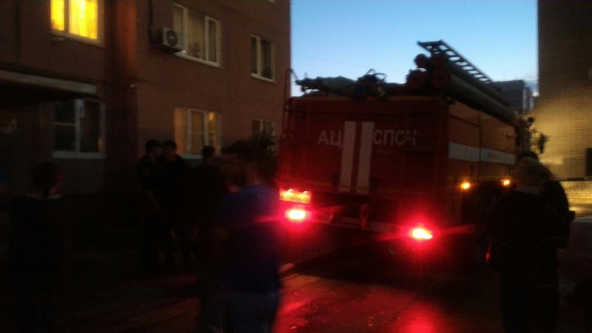 В Заволжском районе Ярославля произошел взрыв в девятиэтажке
