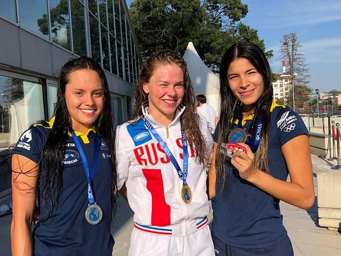 Ярославские пловчихи стали чемпионками и рекордсменками мира