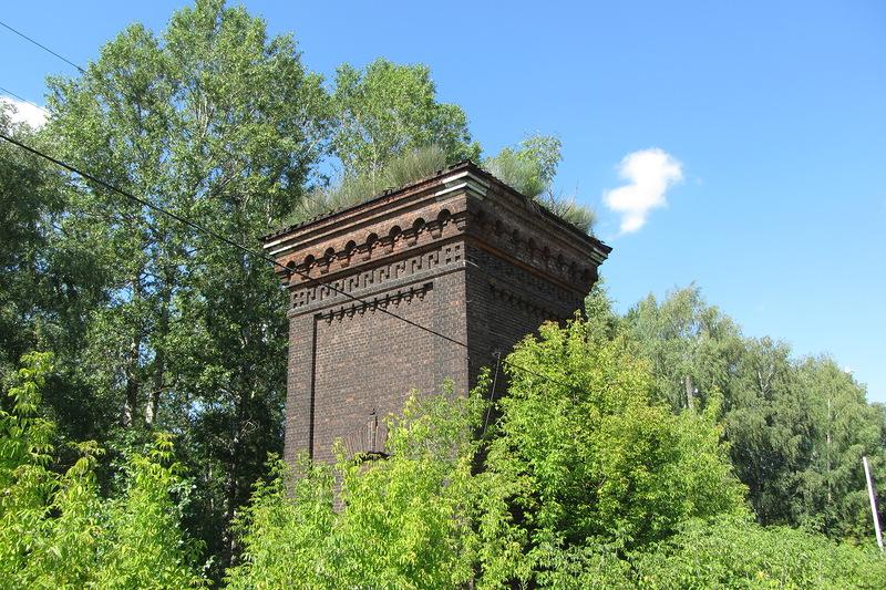 Водонапорную башню в Ярославской области отнесли к памятникам регионального значения