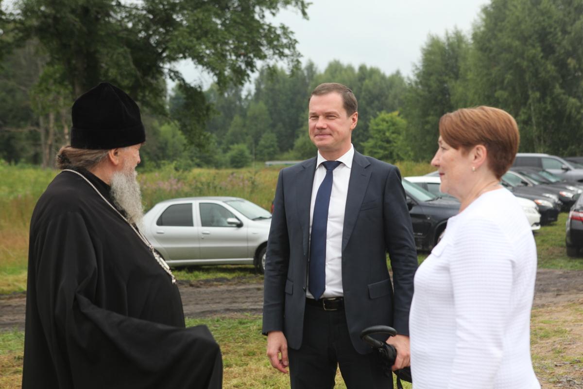 В этом году выделят дополнительные средства на восстановление храма, где был крещен Федор Ушаков