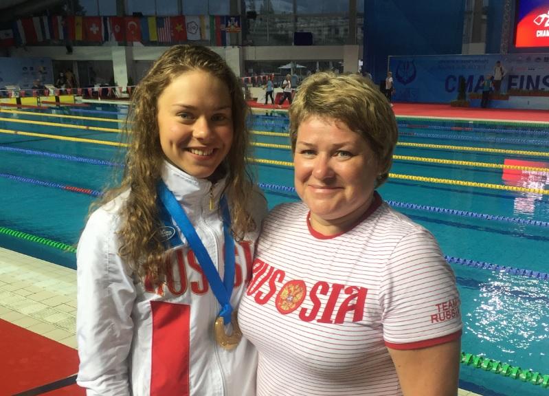 Ярославские спортсменки завоевали новые медали на чемпионате мира в Сербии