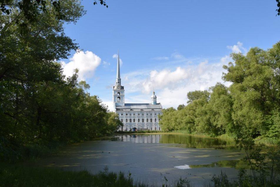 В Ярославле планируют разработать проект комплексного развития Петропавловского парка