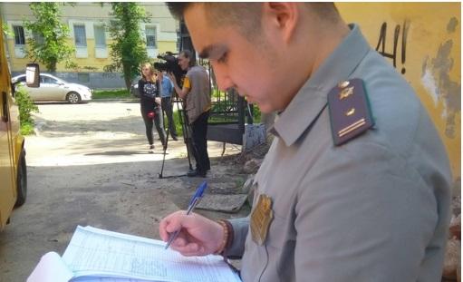 В Ярославле у частной медицинской организации арестовали скорую