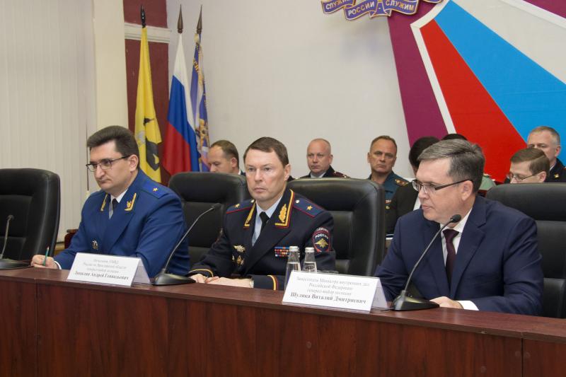 Ярославцы смогут задать вопросы главному полицейскому области