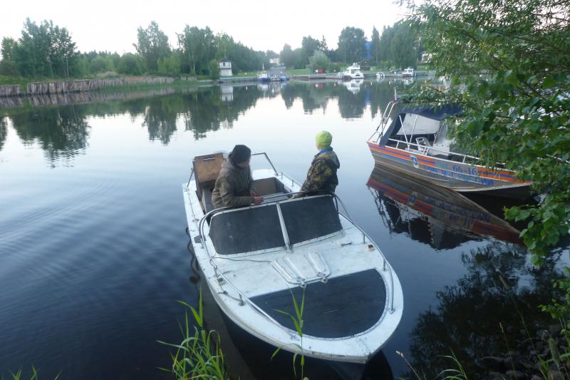 В заповеднике в Ярославской области двое браконьеров наловили рыбы на 1 миллион рублей