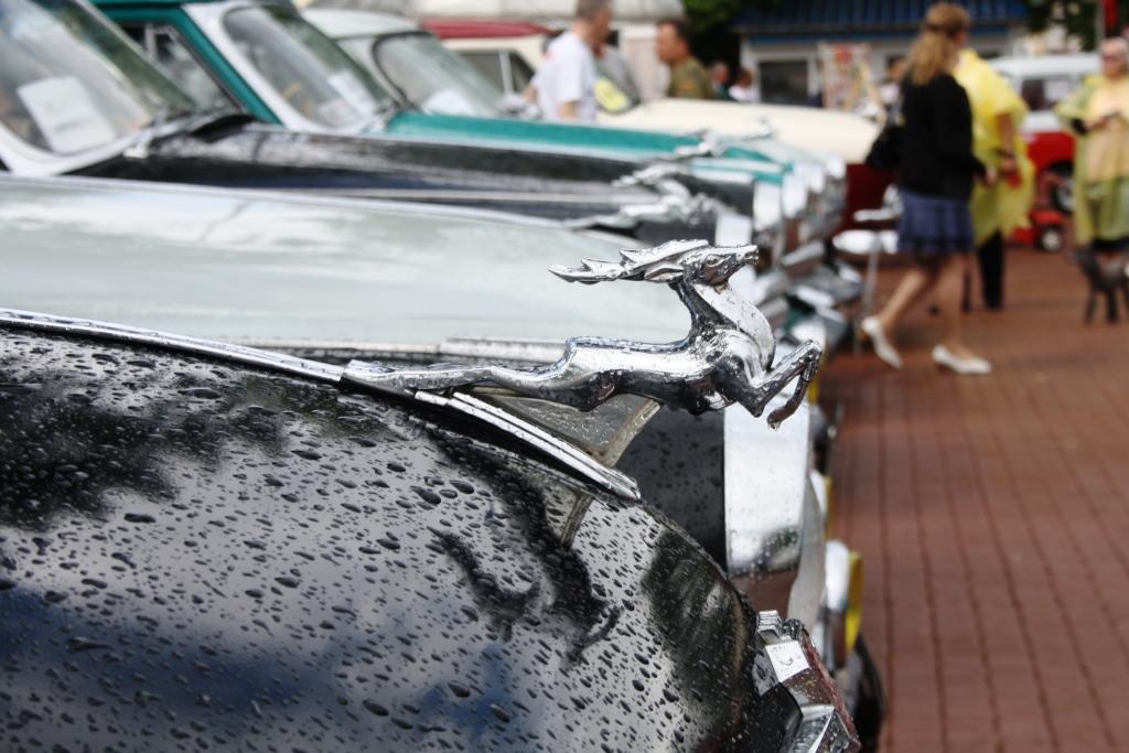 На фестивале в Ярославской области будет представлено более 200 моделей ретротехники