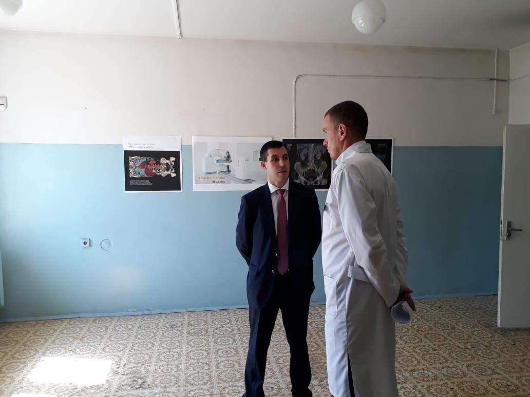 В Ярославской области начался процесс организации уникального диагностического центра