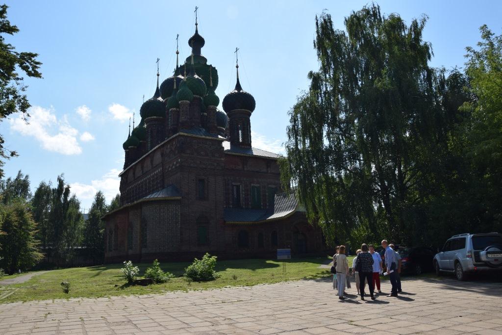 В храме Иоанна Предтечи в Ярославле планируют провести ремонтно-реставрационные работы