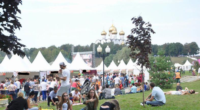 Фестиваль в Ярославле возглавил топ-10 гастрономических событий августа в России