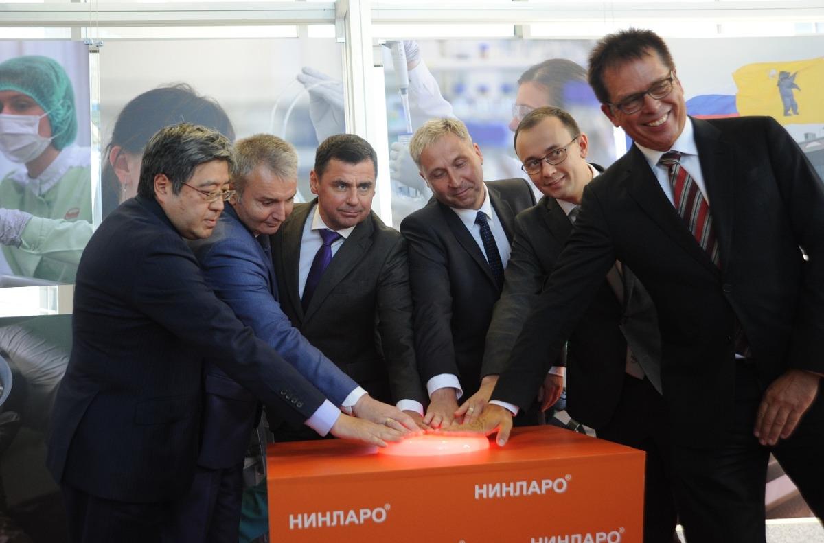 В Ярославле приступили к производству инновационного препарата от редкого онкологического заболевания