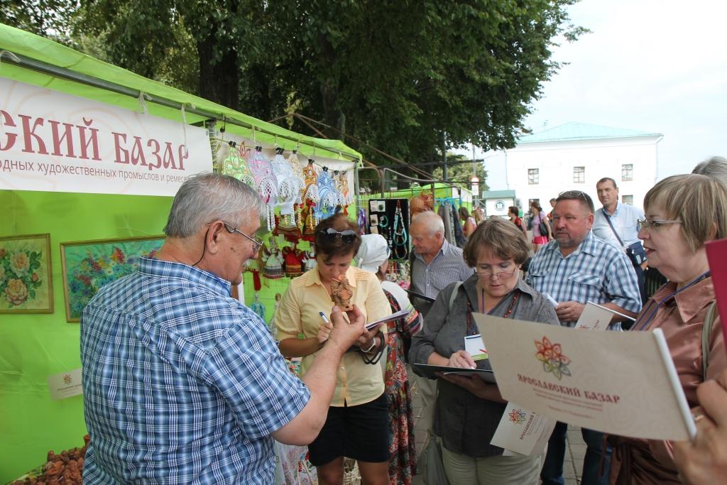 В Ярославле выберут лучший туристический сувенир региона