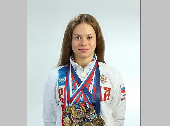 Ярославская пловчиха установила рекорд на первенстве Европы
