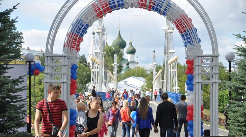 Стала известна программа большого спортивного праздника в Ярославле
