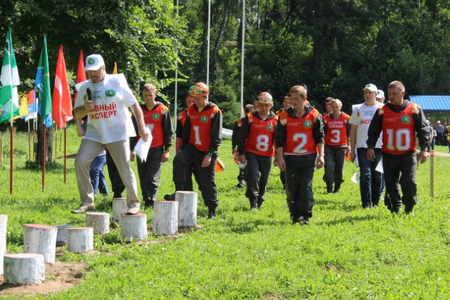 В Ярославской области выберут лучшего лесного пожарного