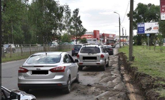 Власти рассказали, когда начнут снимать асфальт на проспекте Авиаторов