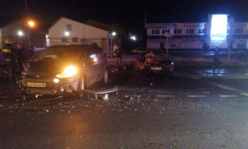 В Ярославле в колонию отправили водителя, из-за которого в ДТП серьезно пострадал человек