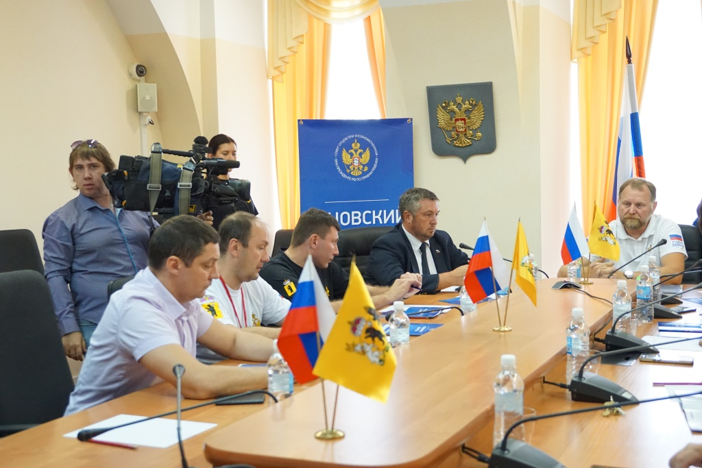 Ярославский «Отцовский патруль» поддержан на федеральном уровне
