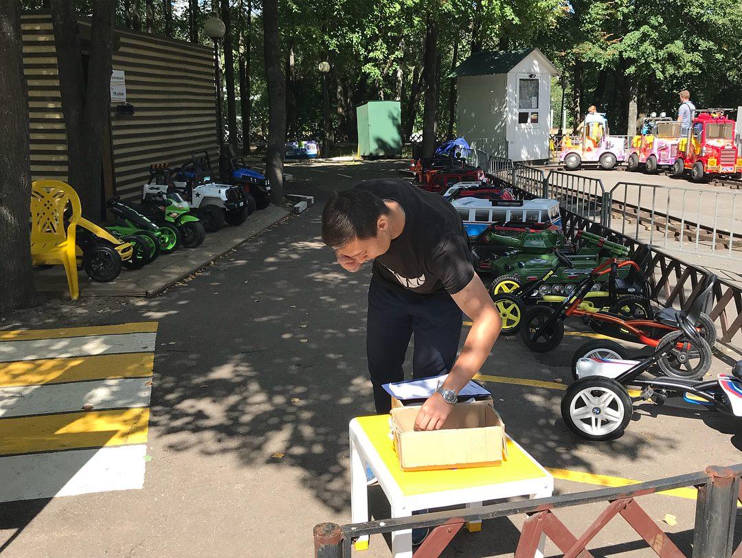 В центре Ярославля приостановили деятельность аттракционов и кафе из-за нарушений