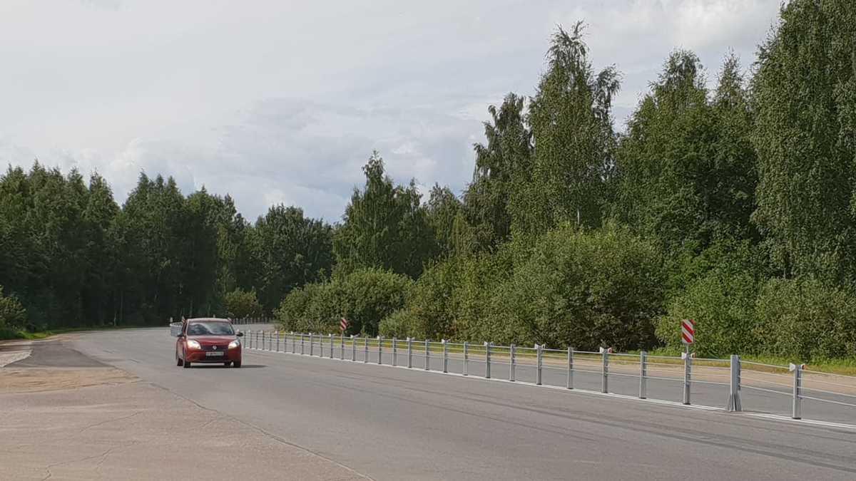 Дмитрий Миронов оценил качество проведения ремонтных работ на окружной дороге Рыбинска