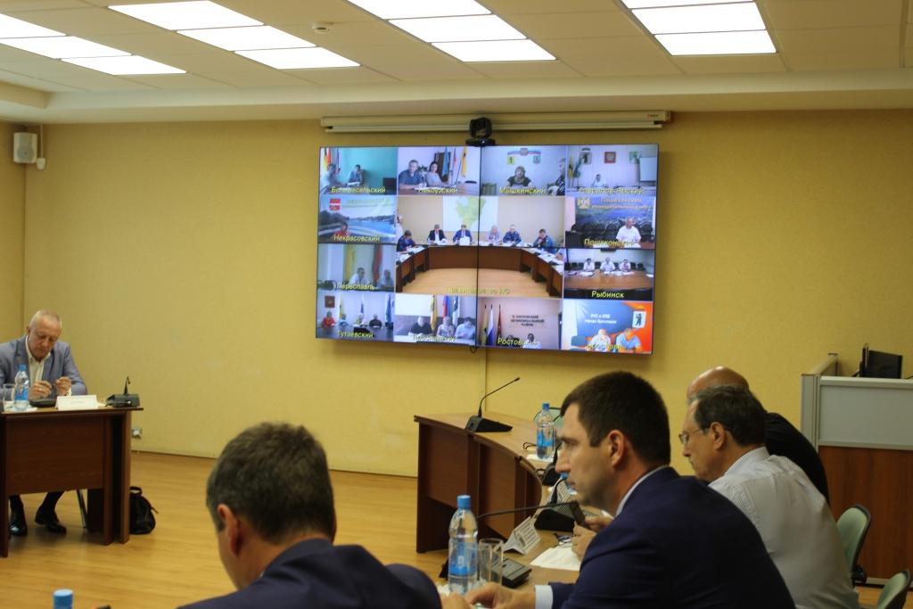На полигонах захоронения отходов в Ярославской области усилены меры пожарной безопасности