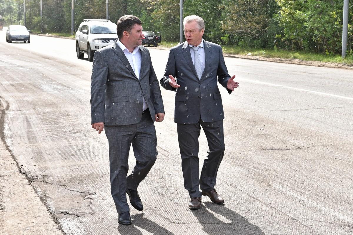 В Ярославле начался ремонт автомобильных дорог на дополнительные 400 миллионов рублей