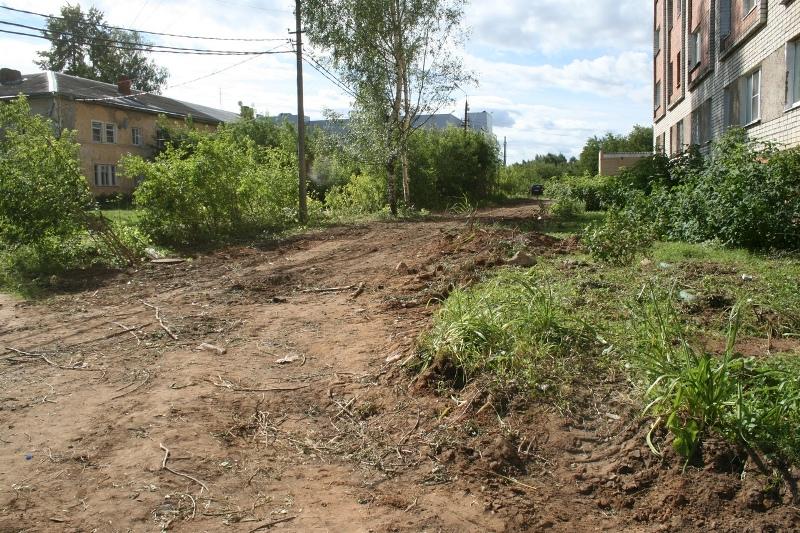 5,6 миллиона рублей потратят на ремонт самого большого двора в Рыбинске