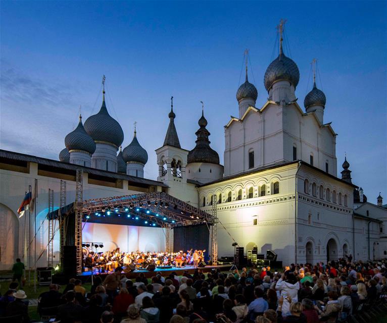 В Ярославской области пройдет фестиваль «Ростовское действо»