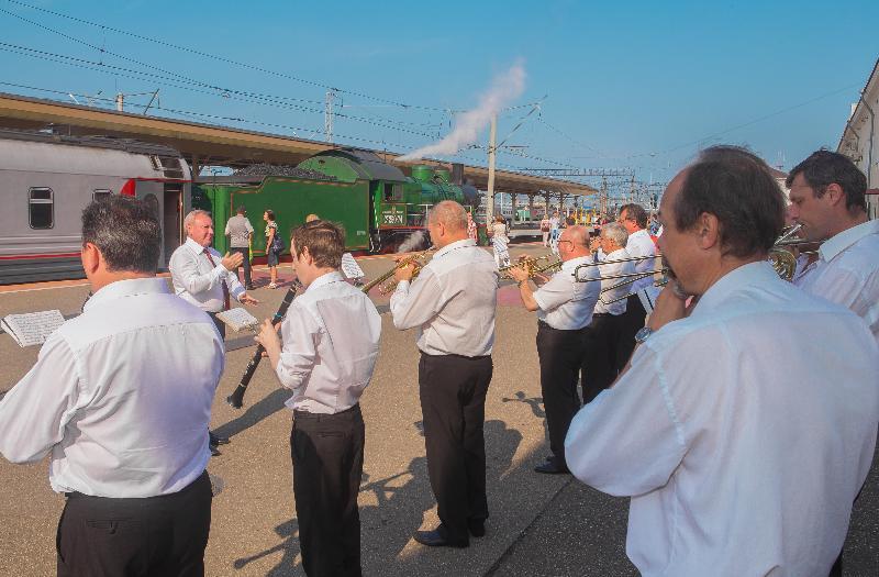 Ярославцев приглашают бесплатно посетить ретровагон